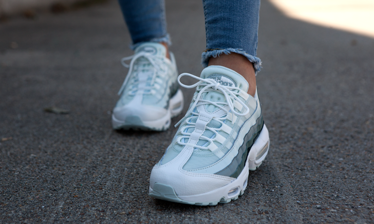 nike air max 95 dames green