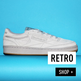 SHOP BY Retro sneakers