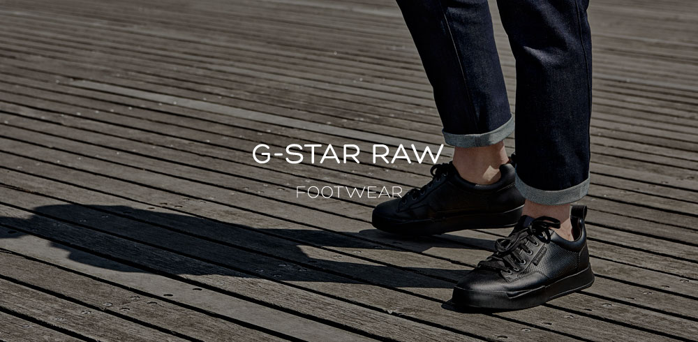 G-Star Raw campagne