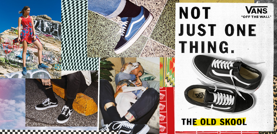 VANS - Just Not One Thing