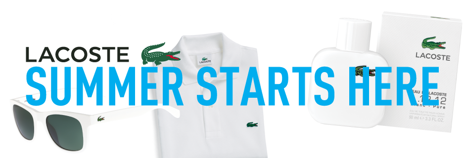 Lacoste Summer Starts Here